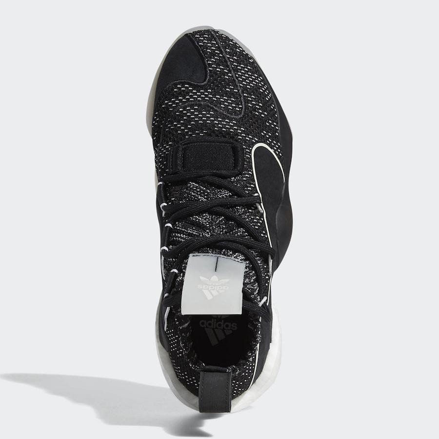 Adidas Originals Crazy BYW X  天足奥利奥,货号:DB2743 | 球鞋之家0594sneaker.com