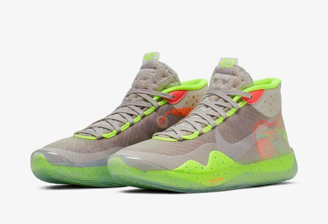 Nike KD 12 The 90'S Kid 货号:AR4230-900 - 莆田鞋之家 0594sneaker.com