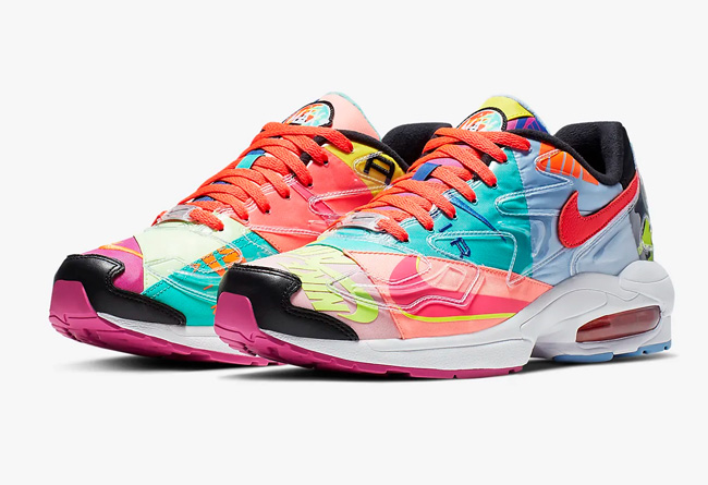 Nike Air Max2 Light QS 货号: BV7406-001 | 球鞋之家0594sneaker.com