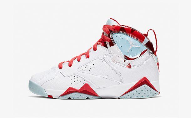 "Air Jordan 7 GS ""Topaz Mist"" 货号:442960-104 | 球鞋之家0594sneaker.com"