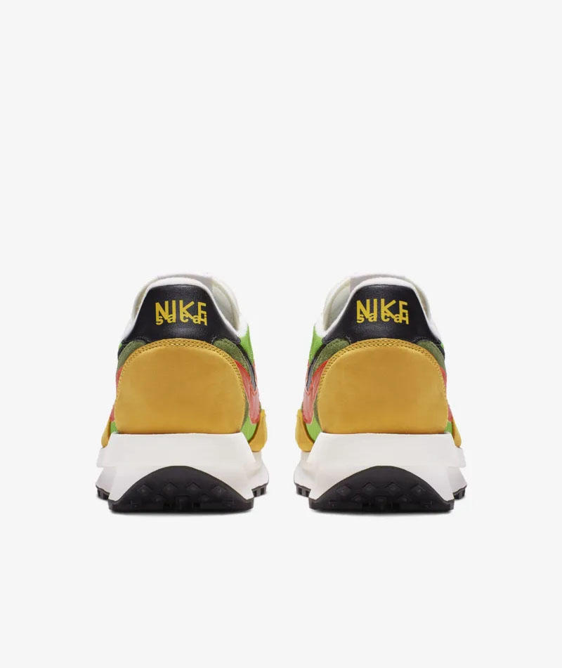 Sacai x Nike LDWaffle 货号:BV0073-400、BV0073-300 | 球鞋之家0594sneaker.com