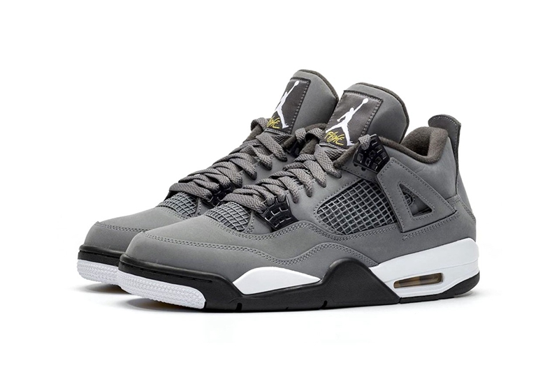 "Air Jordan 4 ""Cool Grey"" 货号:308497-007 