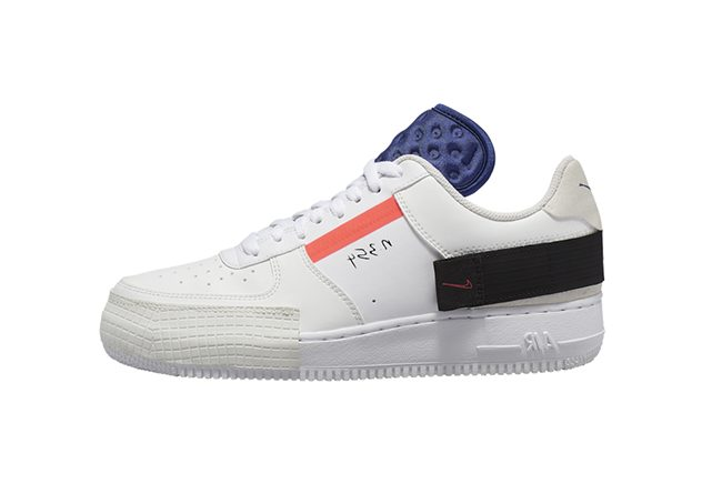 Nike Air Force 1 Low Type  货号: CI0054-100 - 莆田鞋之家 0594sneaker.com