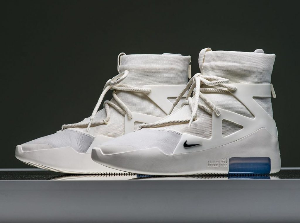"Nike Air Fear of God 1 ""Sail"" 货号:AR4237-100 - 莆田鞋之家 0594sneaker.com"