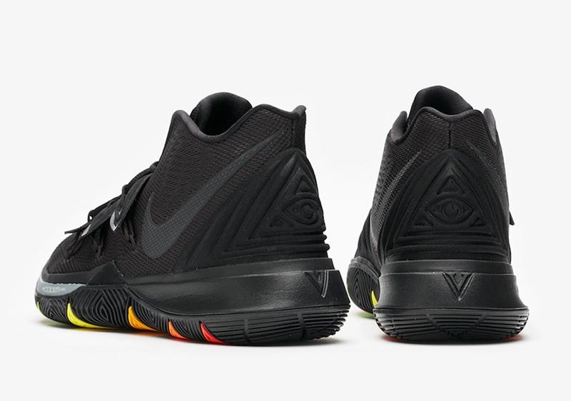 Nike Kyrie 5 黑魂,货号:AO2918-001 | 球鞋之家0594sneaker.com