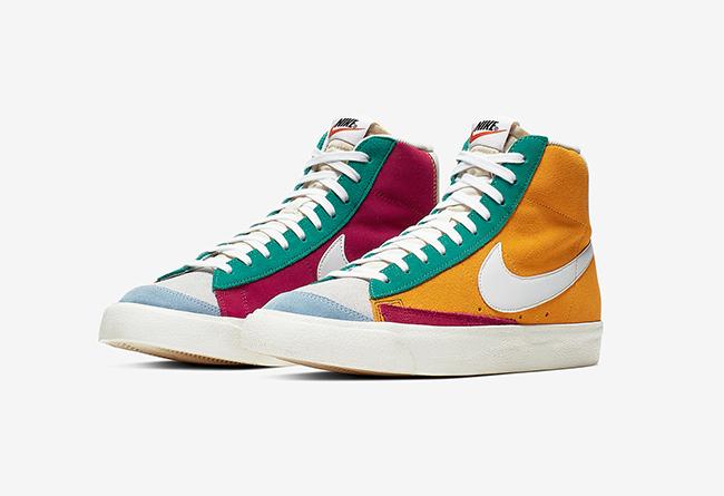 Nike Blazer Mid Vintage 货号:CI1167-600 | 球鞋之家0594sneaker.com