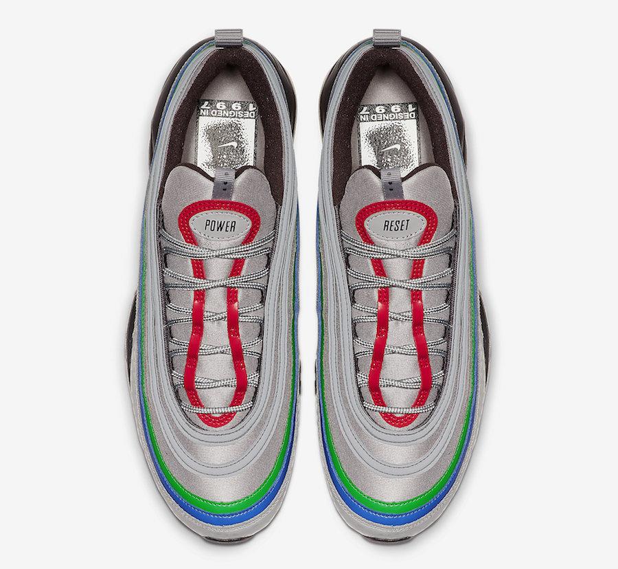 Nike Air Max 97 Nintendo 64 游戏机配色,货号:CI5012-001 | 球鞋之家0594sneaker.com