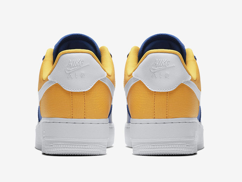 Nike Air Force One Low WMNS 蓝黄,货号:AA0287-401 | 球鞋之家0594sneaker.com