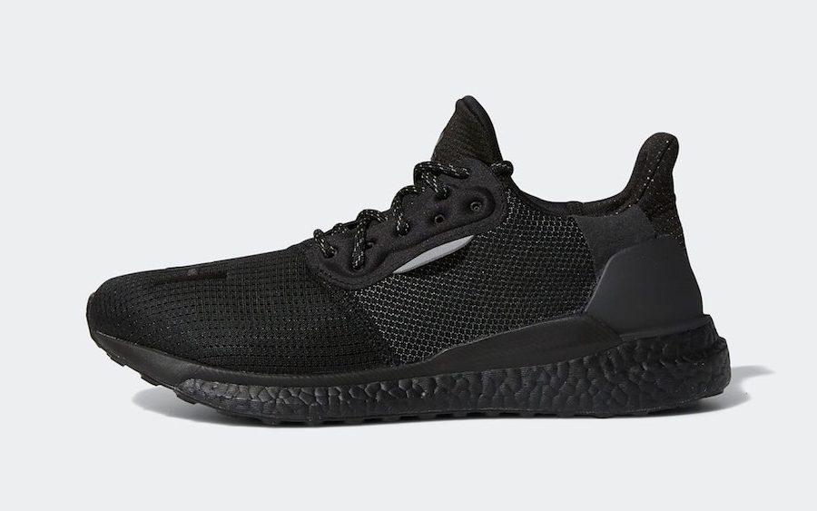 菲董联名 Pharrell x adidas Solar Hu Glide 货号:EF2378、EG7767、EG7788、EF2380 | 球鞋之家0594sneaker.com