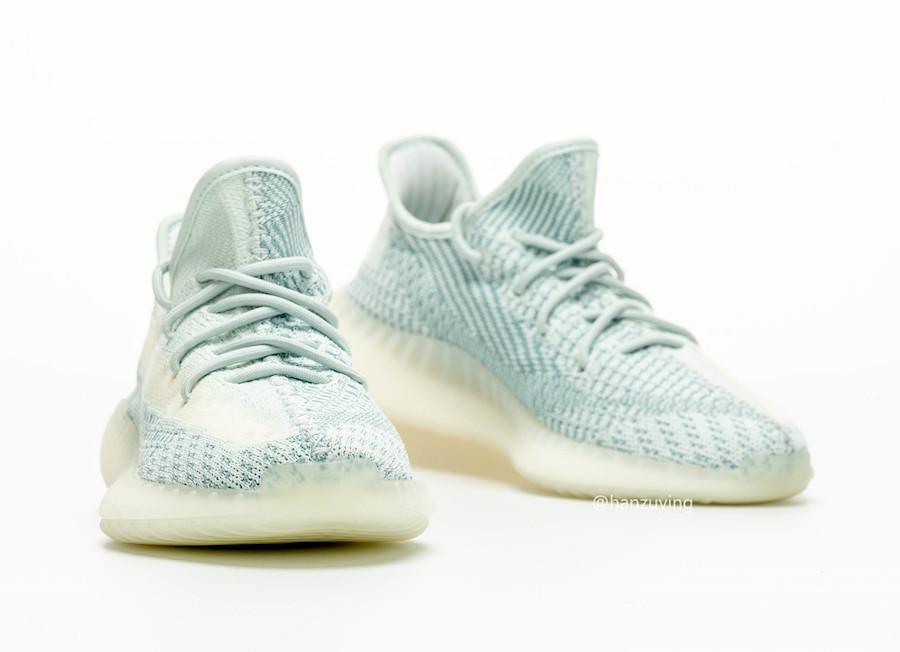 adidas Yeezy Boost 350 V2 货号:FW3042   球鞋之家0594sneaker.com