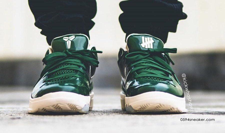 UNDEFEATED x Nike Kobe 4 Protro L.A. 曼巴日,货号:CQ3869-301 | 球鞋之家0594sneaker.com