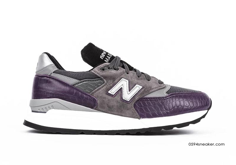 "New Balance 998 ""Made in The USA"" 货号:M998AWH 
