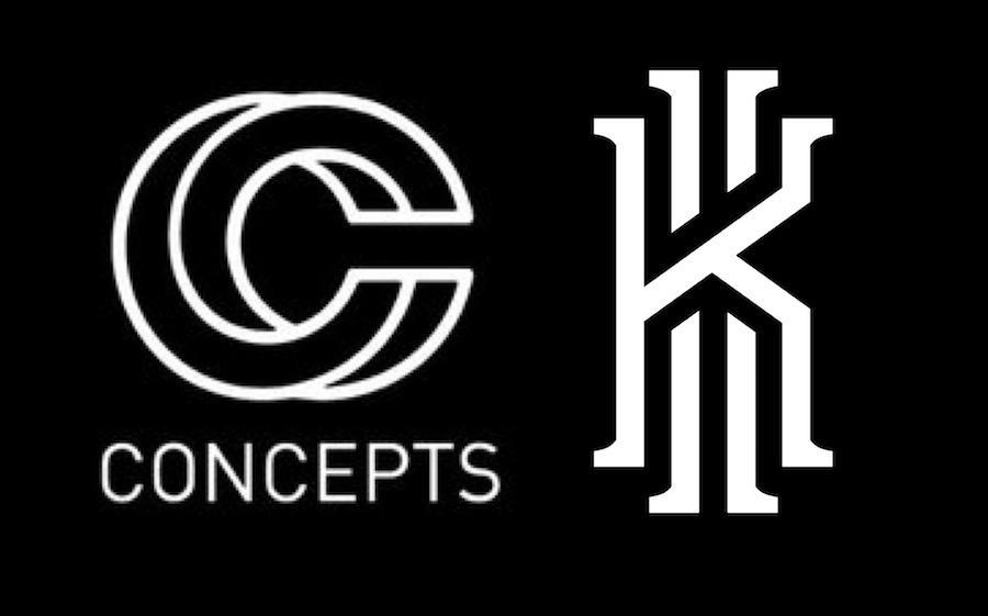 Concepts x Nike Kyrie 6 货号 CU8879-600 | 球鞋之家0594sneaker.com