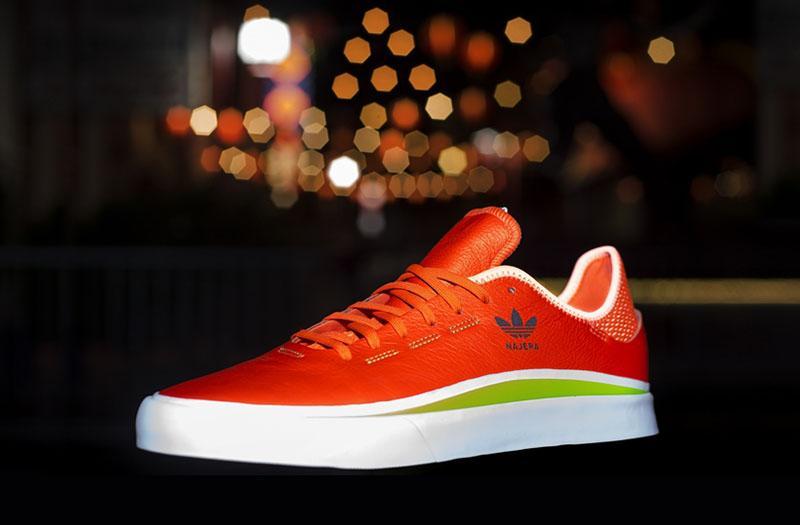 Adidas Skateboarding SABALO × NAJERA 货号:EE6127 | 球鞋之家0594sneaker.com