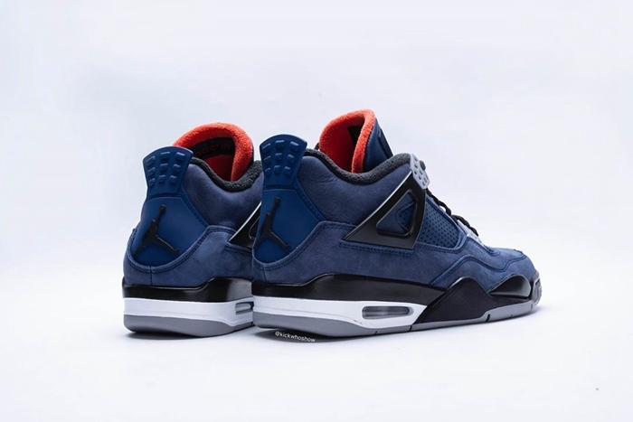 "Air Jordan 4 WNTR ""Loyal Blue"" 货号:CQ9597-401 | 球鞋之家0594sneaker.com"