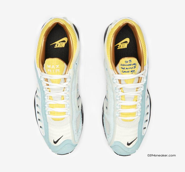 "Sneakersnstuff x Nike Air Max Tailwind 4 ""20th Anniversary"" 货号:CK0901-400 | 球鞋之家0594sneaker.com"