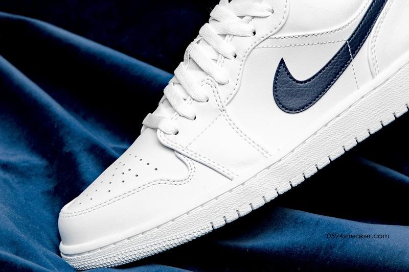 Air Jordan 1 Low 货号:553558-114 | 球鞋之家0594sneaker.com