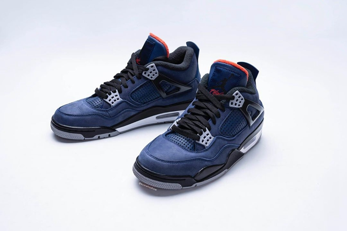 "Air Jordan 4 WNTR ""Loyal Blue"" 货号:CQ9597-401 