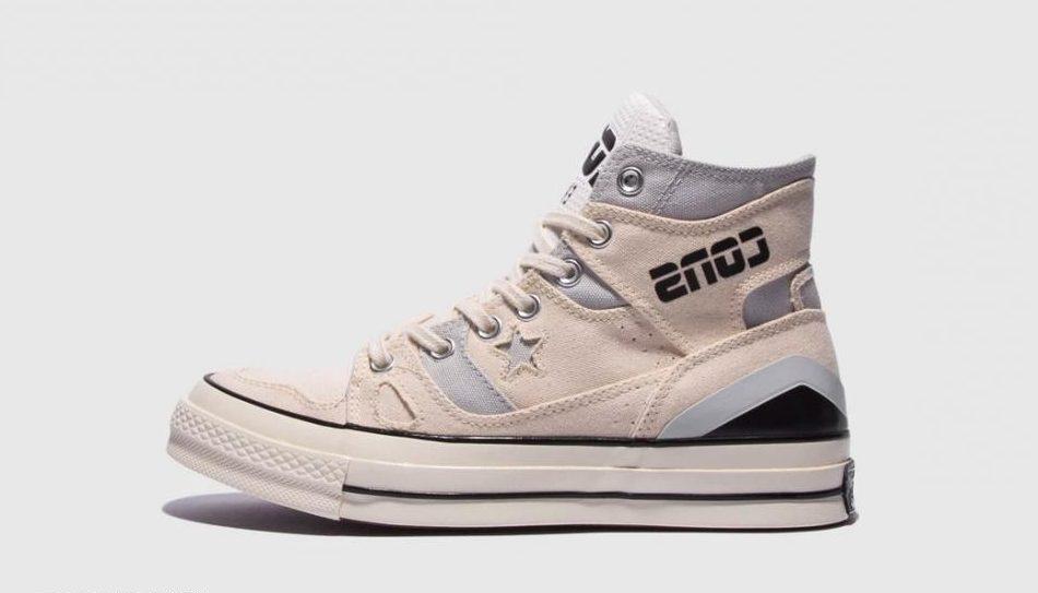 Chuck 70,Converse  给鞋穿上「盔甲」!Converse 改造了最经典的鞋型!
