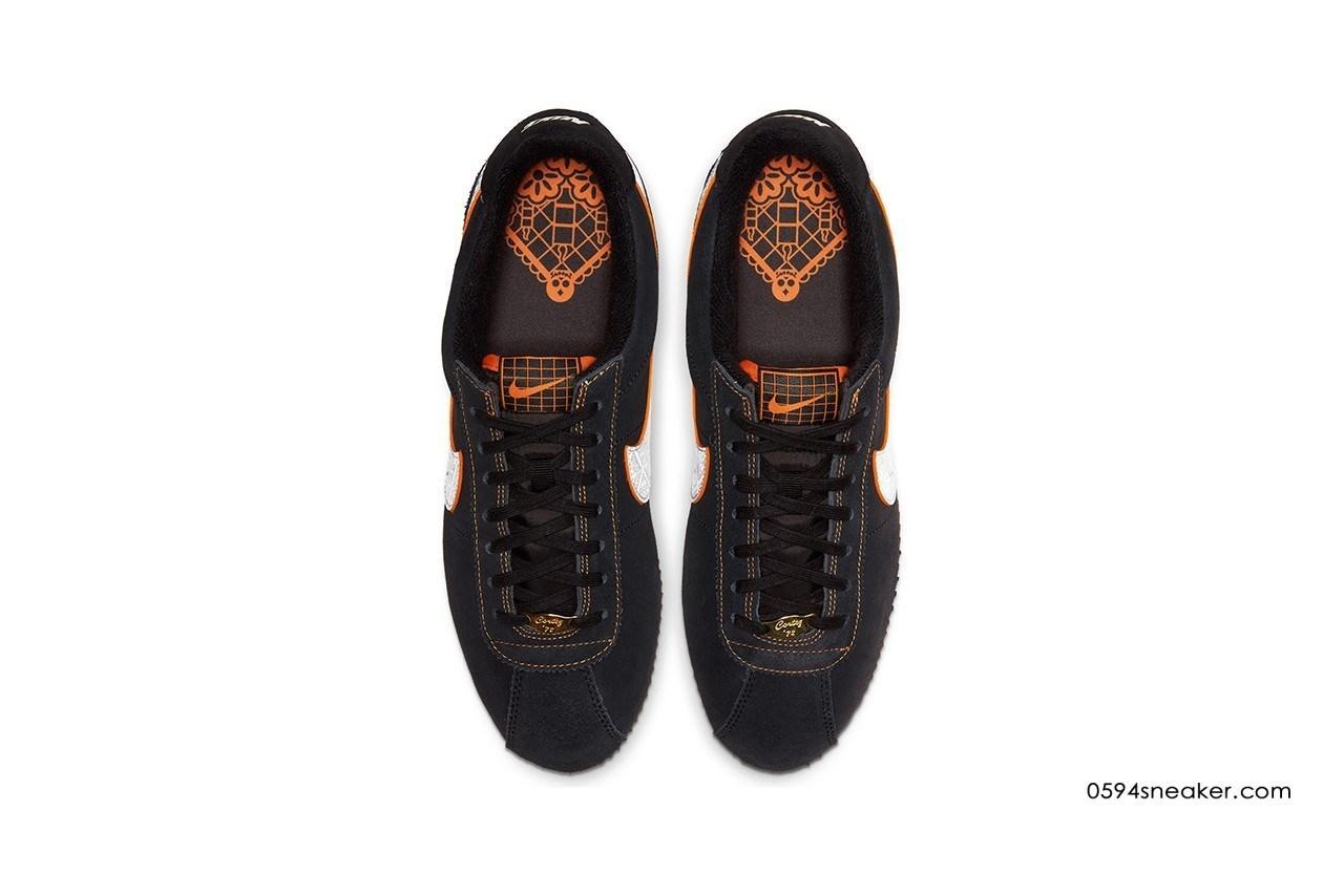Nike Cortez Basic Leather SE '亡灵节限定' 阿甘 | 球鞋之家0594sneaker.com