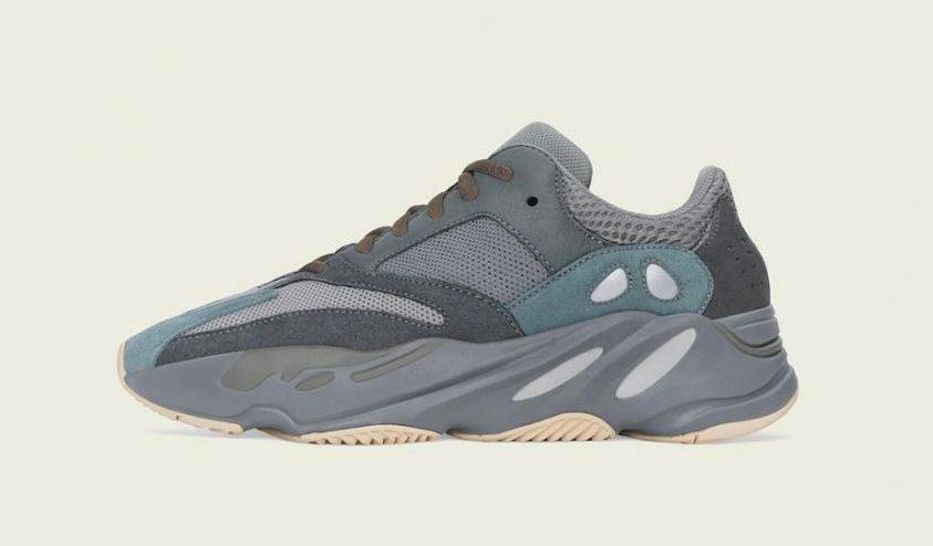 "Adidas Yeezy Boost 700 ""Teal Blue"" 椰子700新品来了 | 球鞋之家0594sneaker.com"