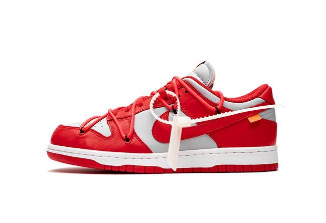 OFF-WHITE x Nike Dunk Low 货号:CT0856-700