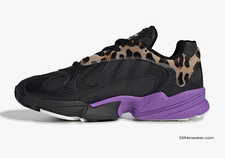 "adidas Yung-1 ""Night Jungle"" 货号:FV6447 / FV6448   球鞋之家0594sneaker.com"