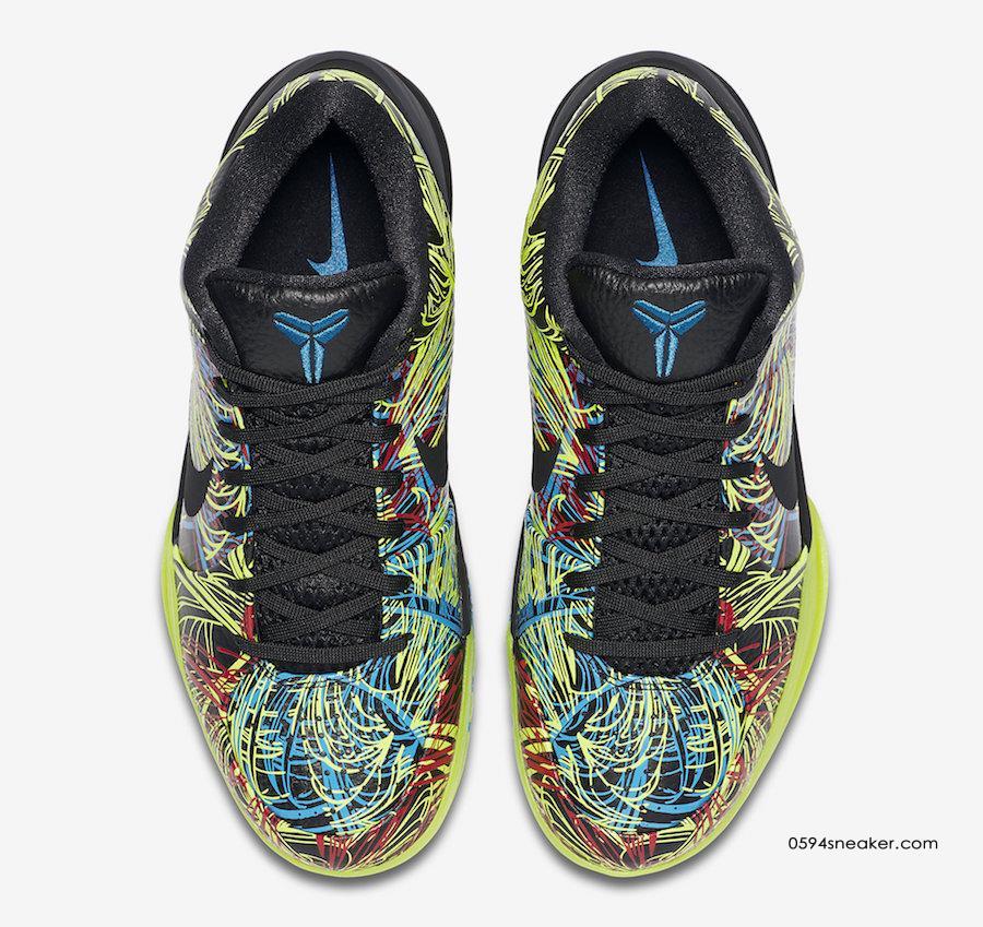 "Nike Kobe 4 Protro ""Wizenard"" 货号:CV3469-001   球鞋之家0594sneaker.com"
