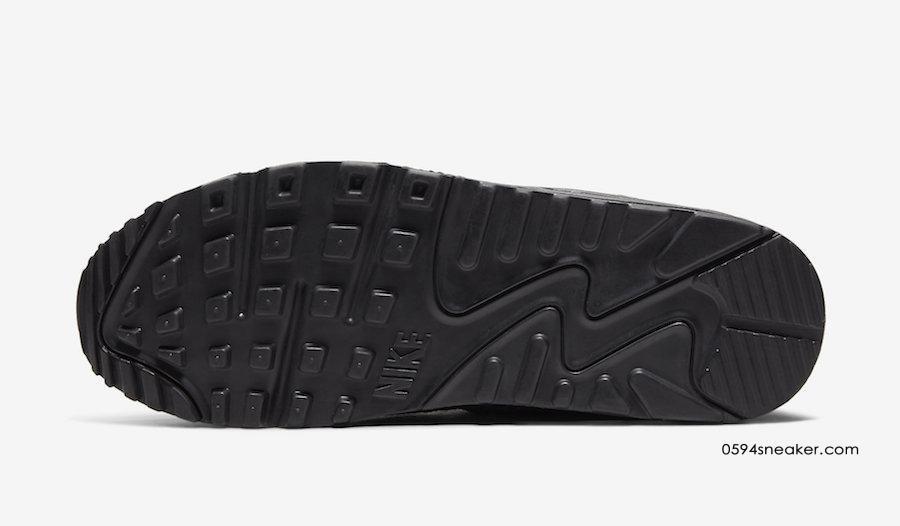 Loopwheeler x Nike Air Max 90 货号:CQ7854-001   球鞋之家0594sneaker.com