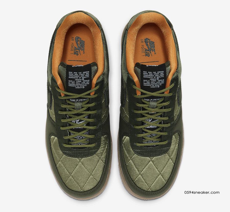 "Nike Air Force 1 ""MA-1"" 飞行夹克,货号 CU6724-333   球鞋之家0594sneaker.com"