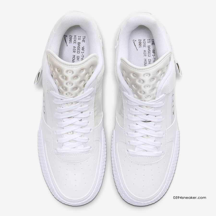 "Nike Air Force 1 ""N.354"" 货号:CQ2344-101   球鞋之家0594sneaker.com"