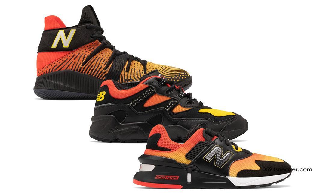 Kawhi Leonard x New Balance「日落套装」   球鞋之家0594sneaker.com