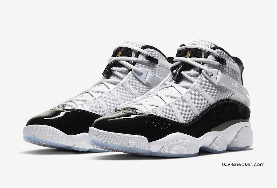 """Jordan 6 Rings """"DMP"""" 货号:CW6993-100"""