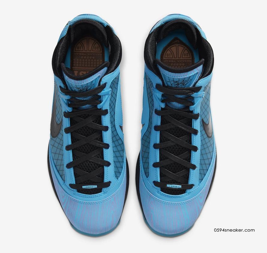 "Nike LeBron 7 ""All-Star"" 货号:CU5646-400 | 球鞋之家0594sneaker.com"
