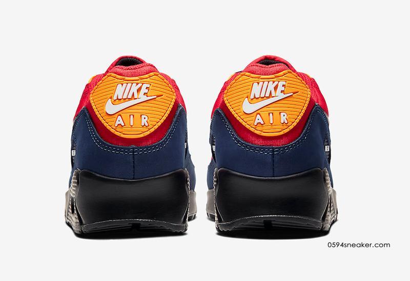 """Nike Air Max 90 三十周年纪念版 """"城市"""" 主题系列"""