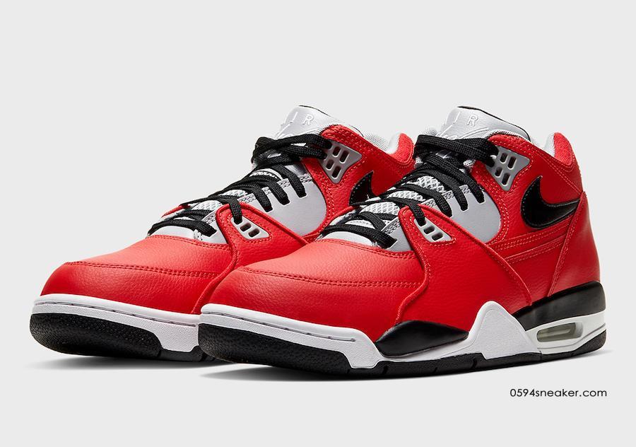 "Nike Air Flight 89 ""Red Cement"" 货号:CN5668-600   球鞋之家0594sneaker.com"