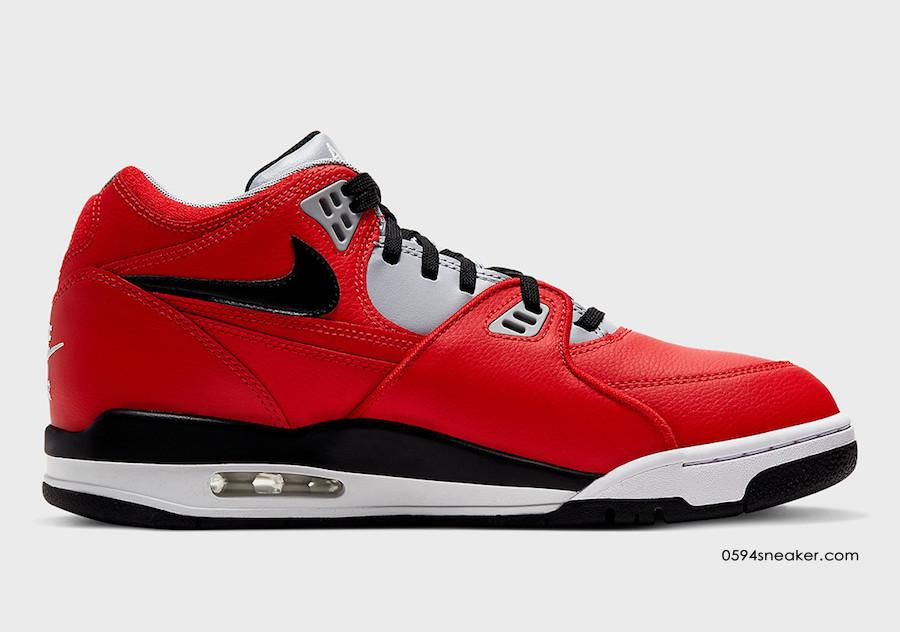 "Nike Air Flight 89 ""Red Cement"" 货号:CN5668-600"