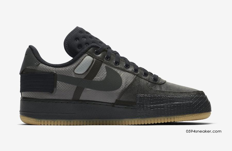 Nike Air Force 1 Type 货号:CJ1281-001