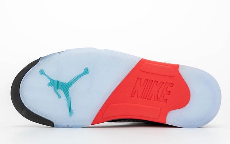 """Air Jordan 5 """"Top 3"""" 货号:CZ1786-001"""