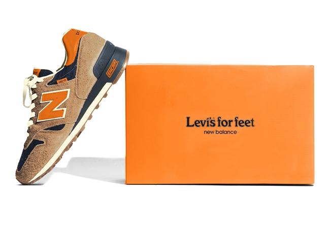 Levi's 联名 New Balance 1300