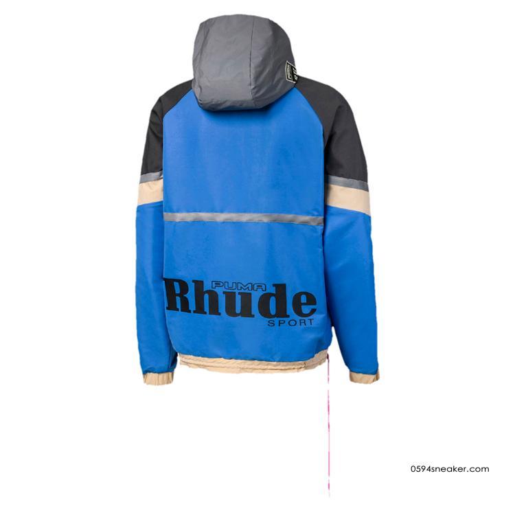 RHUDE x PUMA 联名鞋款/服饰单品同步发售