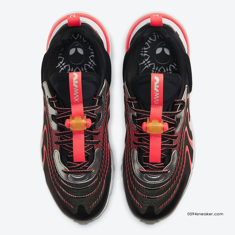 Nike Air Max 270 React ENG 货号:CW7302-001