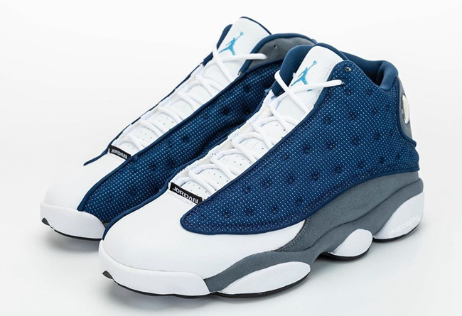 "GiGi 乔丹十三代 Air Jordan 13 ""Flint"" 货号:414571-404"