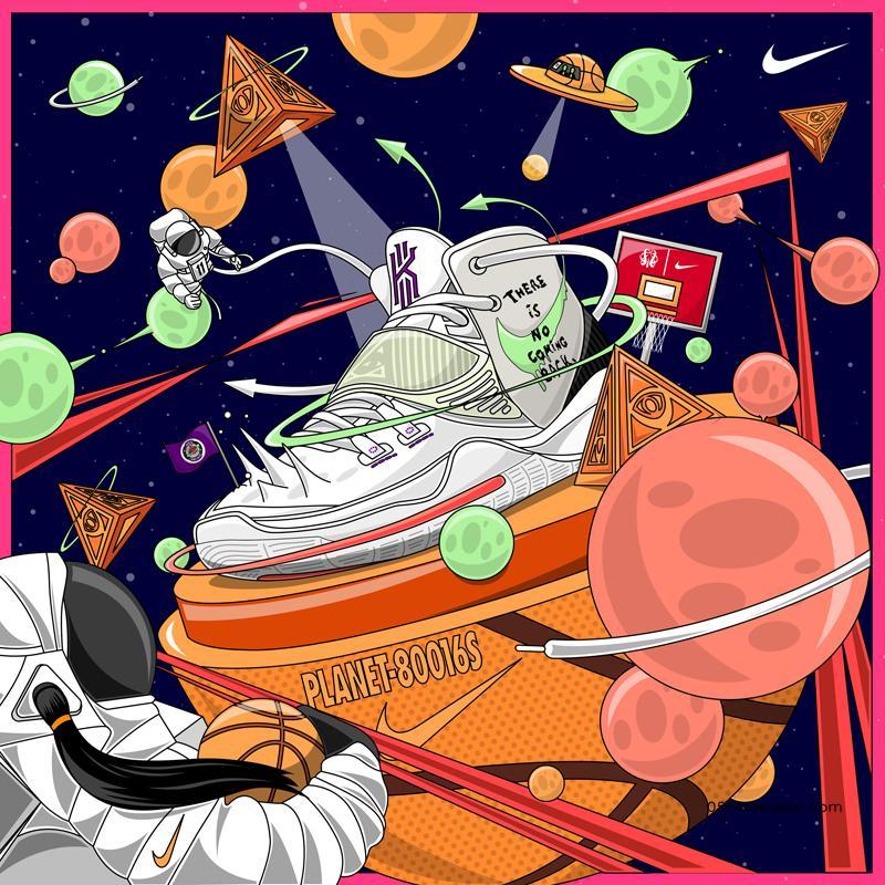 耐克篮球之星系列正式发售
