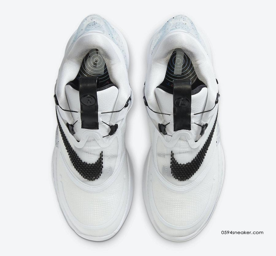 "Nike Adapt BB 2.0 ""Oreo"" 货号:BQ5397-101"