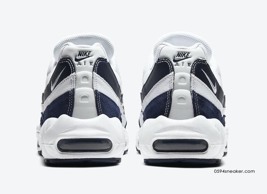 "Nike Air Max 95 ""Essential"" 货号:CI3705-400"