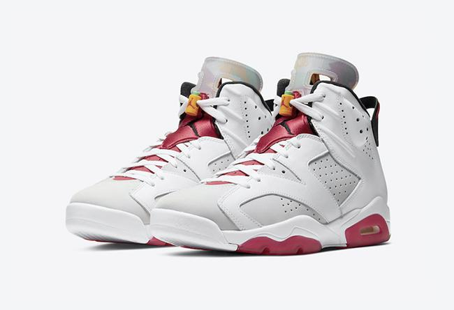 """乔丹六代兔八哥 Air Jordan 6 """"Hare"""" 货号:CT8529-062"""
