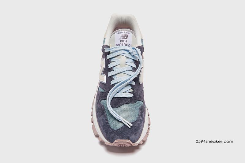 Ronnie Fieg x New Balance 1300CL Capsule 联名鞋款