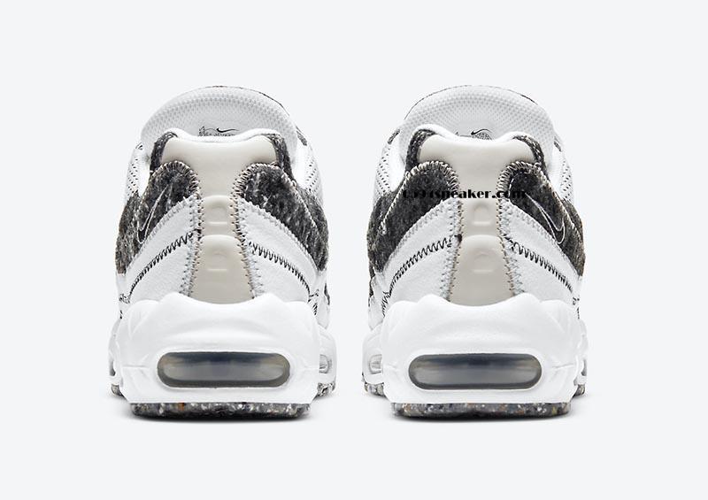 Nike Air Max 95 Crater 货号:CV8830-100
