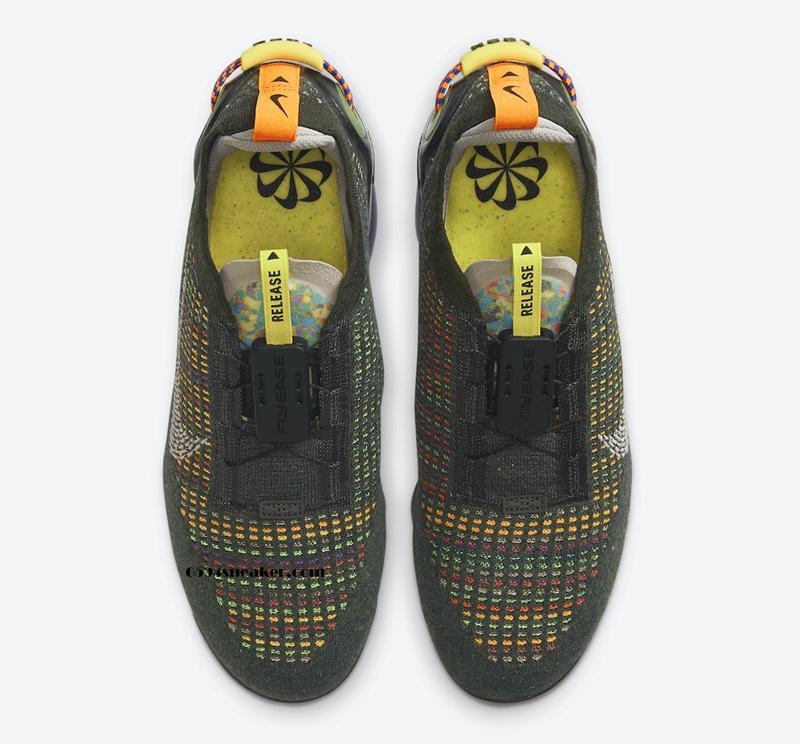 复古设计 Nike Air VaporMax 2020 货号:CW1765-001
